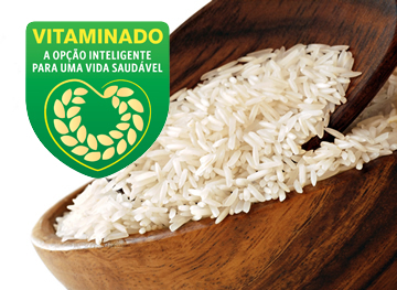 Selo do arroz vitaminado